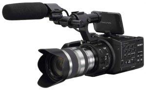 Видеокамера Sony NEX-FS100