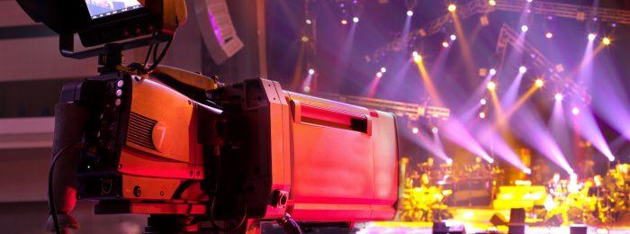 Видеосъемка концертов