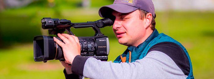 Видеограф в Санкт-Петербурге