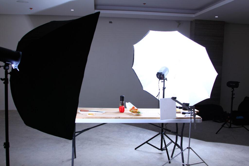 создание студии для предметной фотосъемки домашнего пользования отлично