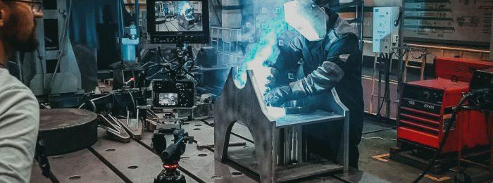 Производственная видеосъемка