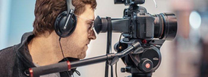Профессиональная видеосъемка в Санкт-Петербурге
