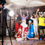 Видеосъёмка на Новый год