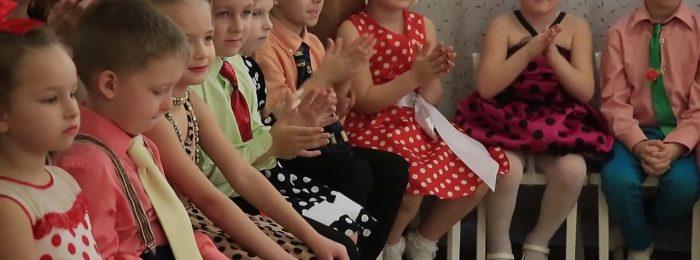 Видеосъемка утренников в детском саду