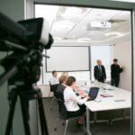 Съемка корпоративного видео