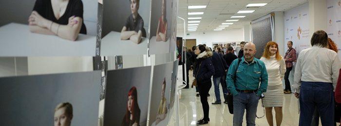 Видеосъемка выставки
